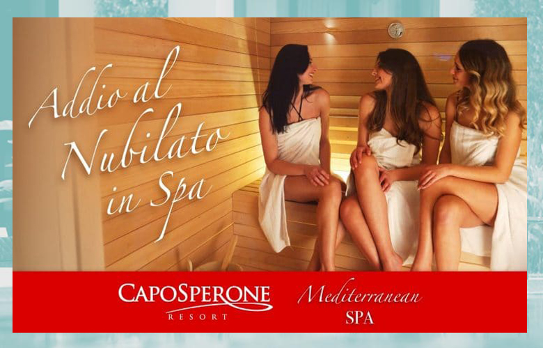 Caposperone Mediterranean Spa Addio Nubilato