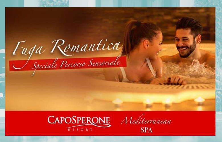 Caposperone Mediterranean Spa Fuga romantica