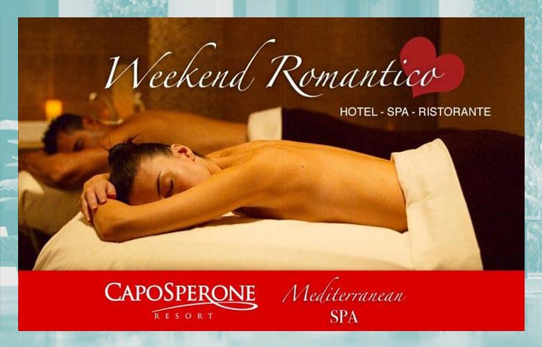 Caposperone Mediterranean Spa Weekend romantico