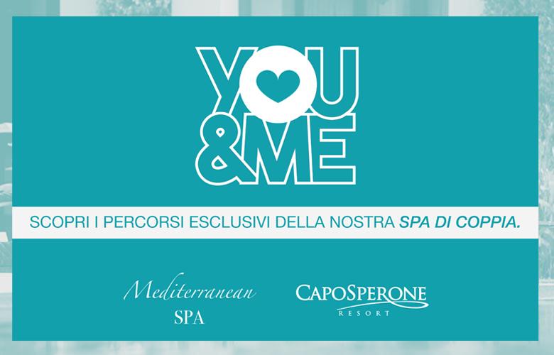 You&Me Caposperona Spa